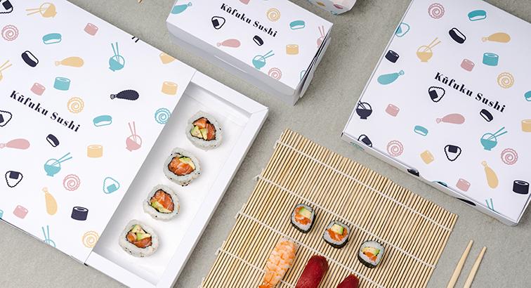 Sushi-Box