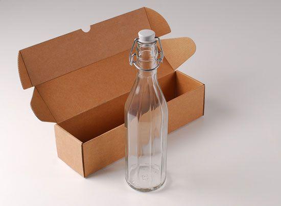 personalisier bare trink flasche aus glas f r wasser. Black Bedroom Furniture Sets. Home Design Ideas